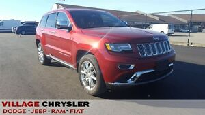 2014 Jeep Grand Cherokee Summit 4WD Diesel PWR/SUNROOF, BACKUP C
