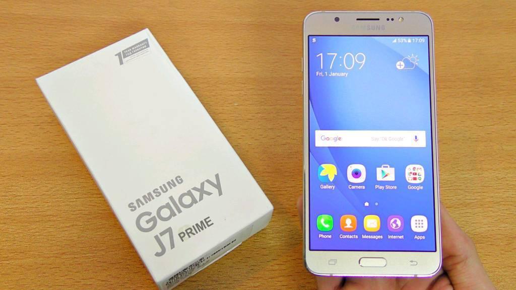 Samsung galaxy j7 prime UNLOCK
