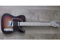 Fender Telecaster American Special (with upgrades)