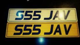 S55 JAV (private registration)
