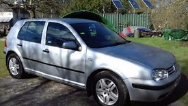 Volkswagen Golf S TDI 5 door hatchback diesel