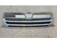 CARBON Badgeless Grille for Volkswagen T5.1