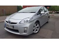 TOYOTA PRIUS T-SPIRIT 2010 FULL TOYOTA HISTORY WITH WARRANTED MILES and PCO READY
