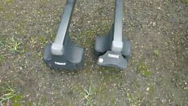 Thule Roof Bars used