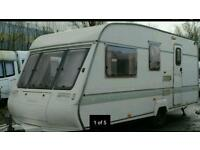 Bailey discovery champagne s e 4 berth caravan for sale