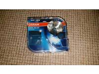 HEADLIGHT OSRAM H7 CIOL BLUE 12V 55W