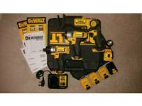 DeWALT 10.8V XR LI-ION JOB LOT