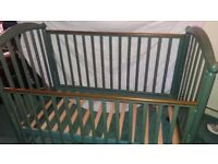Baby 3 level cot