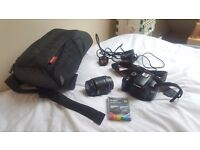 Canon EOS 1100D Digital SLR Camera with EFS 18-55mm Lens