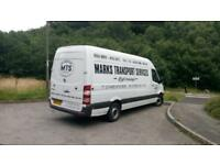 Man and large van for hire covering Newport Caerphilly Blackwood cardiff and surrounding areas