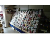Retail Card Stands Qty 3