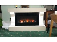 Electric Fire free stand has