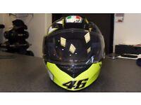 agv motorcycle helmet xl