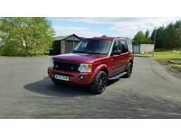 7 seats 2005 land rover discovery 3 cheap tax 2.7tdv6