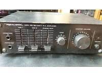 Realistic mpa-25 PA Amplifier