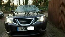 SAAB 93 AERO 1.9 TTID. MOT 24/11/17. LEATHER INTERIOR. HEATED SEATS!!!
