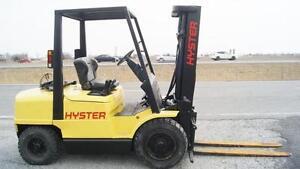 2000 Chariot élévateur/Forklift, Hyster H65XM