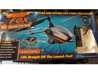 Air Fox Radio controlled helicopter - Sky Fox