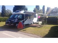 4 Berth Motorhome Hire ~ 4 DAY BREAK IN DECEMBER £240.00 All Inc. ~ Farnborough