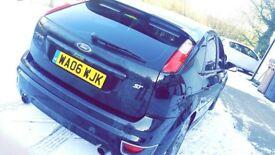 Ford focus st 2 225bhp petrol manual full mot