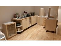 Shaker Style Fitted Kitchen Units