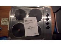 Curry's Essentials Electric Hob