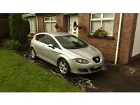 Seat Leon 2008 (new clutch, timing belt, water pump just fitted