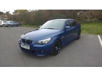 EXCELLENT BMW 530 AUTOMATIC, 110K MILES, NEW MOT, FULL SERVICE HISTORY, MINT CONDITION