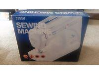 Tesco Electric Sewing Machine EJ09