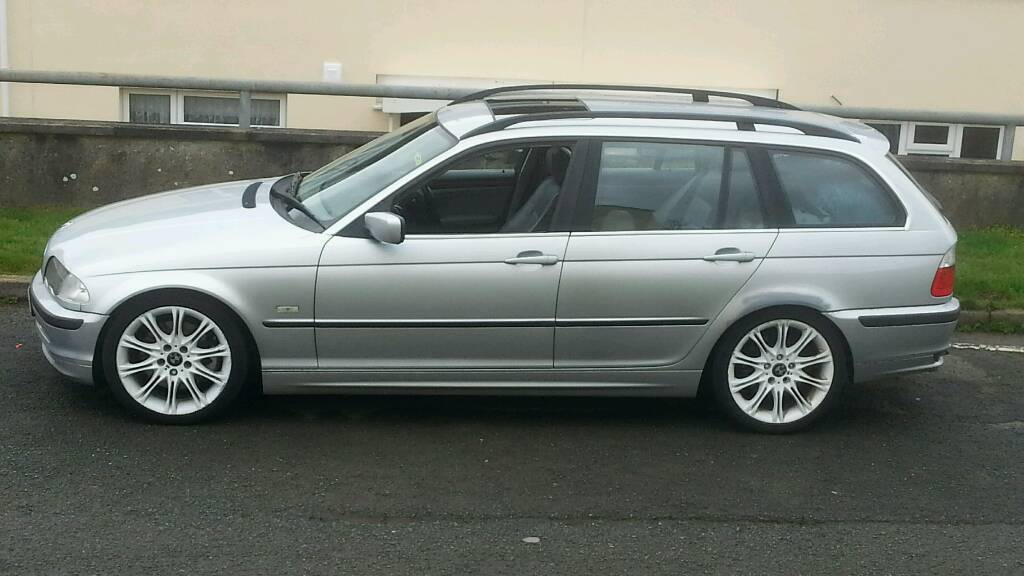 bmw e46 330d touring in plymouth devon gumtree. Black Bedroom Furniture Sets. Home Design Ideas
