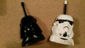 Star wars walkie talkies. New, no box