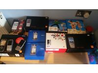 Job Lot of Phones,6 x Nokia and 2 x SPV Can be sold as a bulk or individualy Offers will be accepted