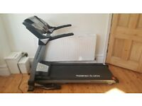 Treadmill - Powertech Olympian in a very good condition!