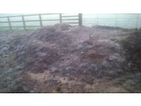 Free topsoil, approx 4-5 Ton in total or smaller quantity.
