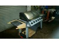 6+1 Gas BBQ (Fully working)