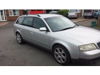 Audi A6 2.4 Sport V6 Quattro (FULLY LOADED)