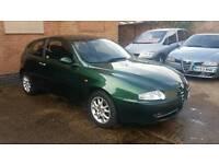 2004 Alfa Romeo 147 1.6 T Spark - Private Plate