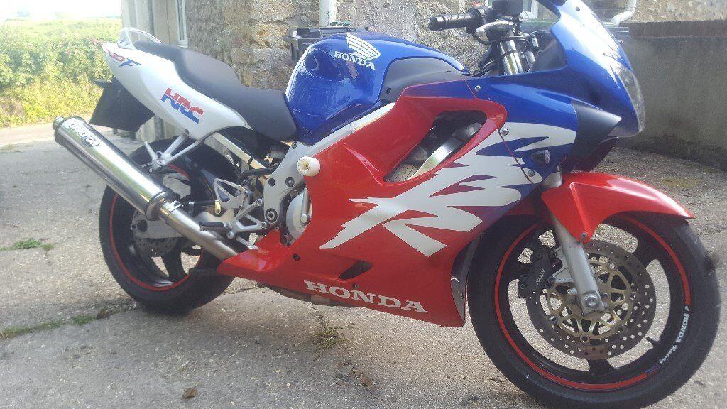 Honda Cbr 600 F Cbr600 Price Reduced In Dorchester