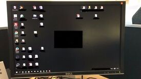 Dell 22.5 inch monitors in great condition
