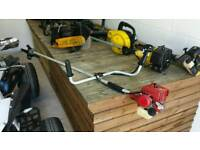 Petrol brush cutter powerful fully working