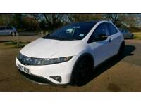 HONDA CIVIC 1.4 SE-I DSI 5 DOOR HATCHBACK!!! CAR HAS BEEN WRAPPED TO WHITE
