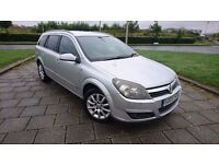VAUXHALL ASTRA DESIGN TWINPORT ESTATE VAN 1598CC 105BHP ALLOYS LEATHER NICE CONDITION INSIDE OUT