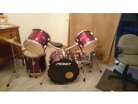 Pavey Drum kit for sale - ideal Christmas present for beginner!