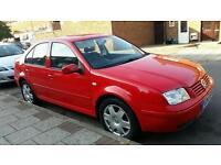 VW BORA automatic 1.6 petrol