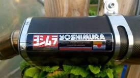 Yoshiruma exhaust