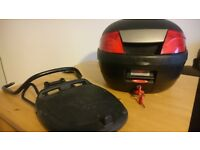 Scooter Motorbike top box case