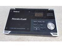 Sonic cell top spec roland sound module.