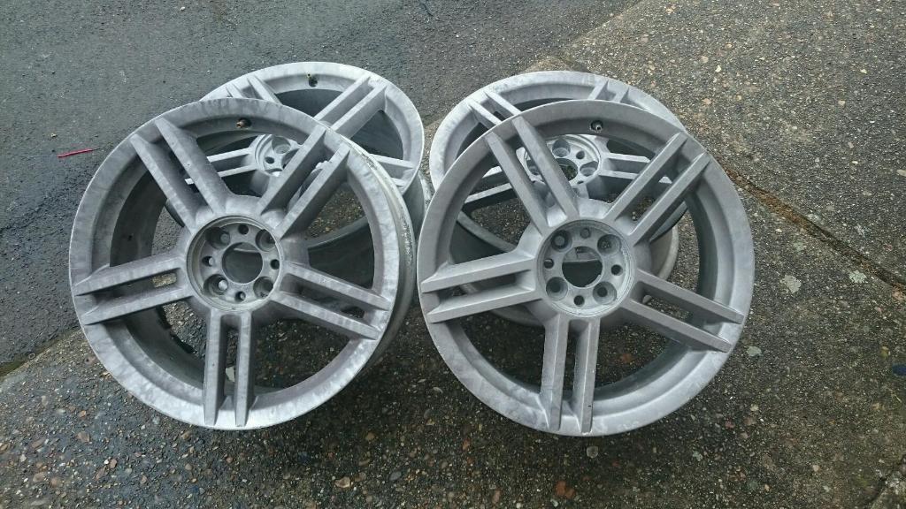 Fiat Stilo Alloy Wheels In Witham Essex Gumtree