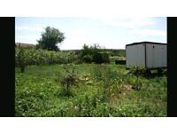 Wanted small piece of land upto £10,000