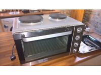 Morphy Richards SS Convection Mini Oven